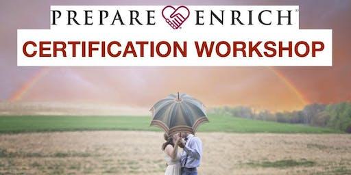 PREPARE-ENRICH CERTIFICATION TRAINING BIRMINGHAM