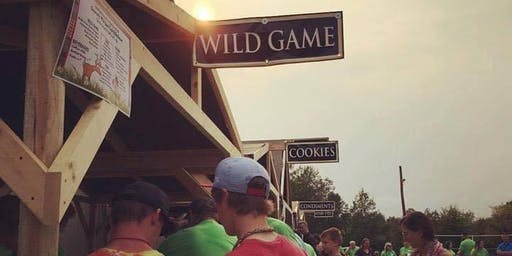 Wild Game Feed a Free Community Event