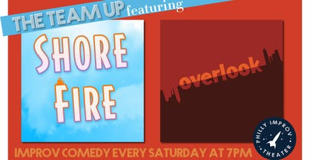 The Team Up Featuring Overlook & Shore Fire tickets