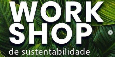 VI WORKSHOP DE SUSTENTABILIDADE - BRASIL SUSTENTÁVEL - HORIZONTE  2050 ingressos