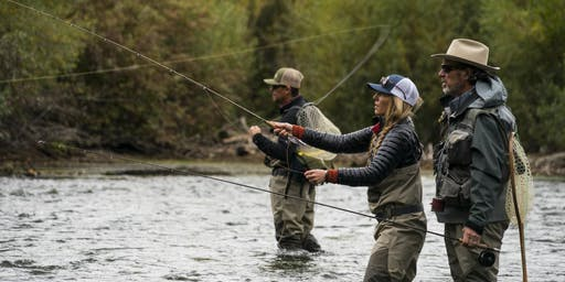 Flyfishing Field Trip