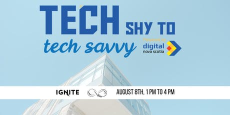 Tech Shy To Tech Savvy tickets