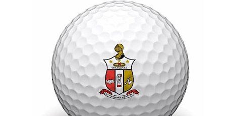 Kappa Alpha Psi Fraternity Charity Golf Tournament tickets