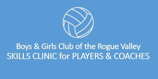 Volleyball Skills Clinic for Players & Coaches - Scrimmage Games, August 29th