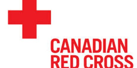 First Aid and CPR Training Classes - Red Cross Certification tickets