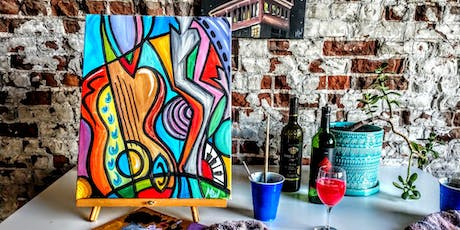 Friday Night Paint & Sip  tickets