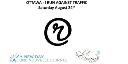 Ottawa I Run Against Traffic