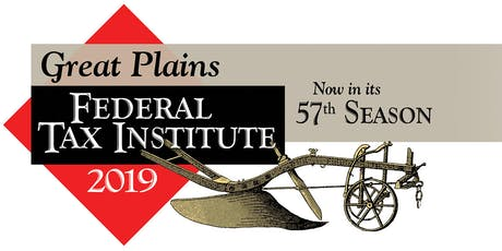 57th Annual Great Plains Federal Tax Institute tickets