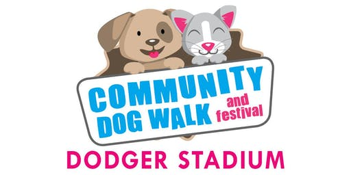 Dodger Stadium Community Dog Walk & Festival