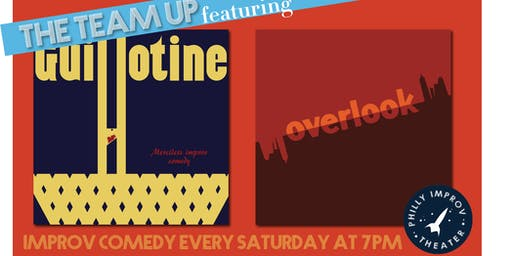 The Team Up Featuring Overlook & Guillotine