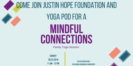 Mindful Connections Family Yoga Session  tickets