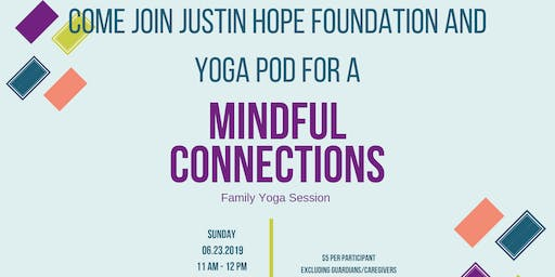 Mindful Connections Family Yoga Session