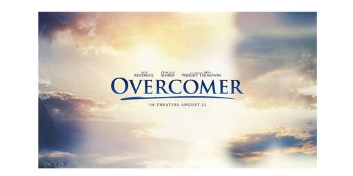 "South Bay MOVIE DAY ""Overcomer"""
