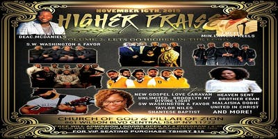 Big Gospel Concert: Higher Praise Part 2