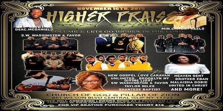 Big Gospel Concert: Higher Praise Part 2 tickets