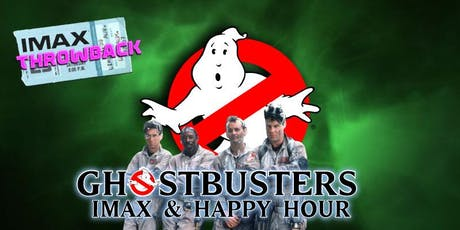 IMAX Throwback: Ghostbusters tickets