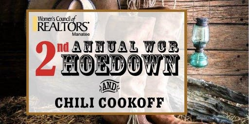 2nd Annual HoeDown & Chili Cookoff