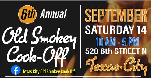 6th Annual Old Smokey Cook-off