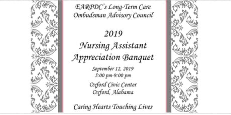2019 Nursing Assistant Appreciation Banquet tickets