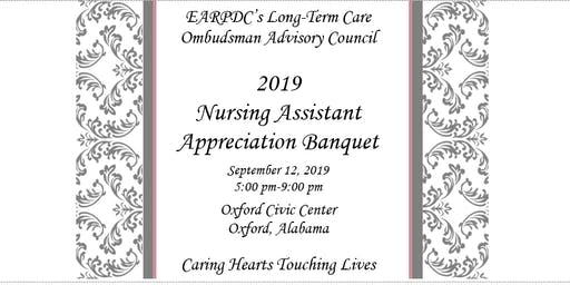 2019 Nursing Assistant Appreciation Banquet