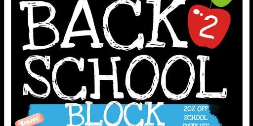 Staples Back-To-School Block Party