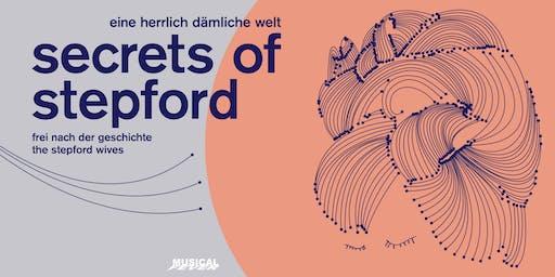 13.9 - Secrets of Stepford Derniere