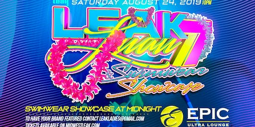 Leak Luau and Swimwear Showcase 7