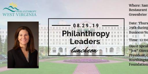 Philanthropy Leaders Luncheon