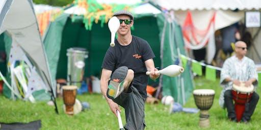 Circus Skills Northleach - 29/08/19 10-12