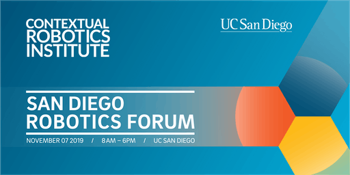San Diego Robotics Forum 2019