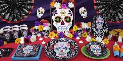 Dia de los Muertos Secular/Secular Day of the Dead