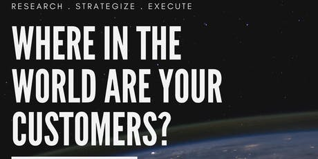 Where in the World are your Customers? tickets