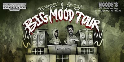 H.M.W Presents: Bass Therapy 084- Big Mood Tour w/ Prophet and Salty
