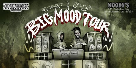 H.M.W Presents: Bass Therapy 084- Big Mood Tour w/ Prophet and Salty tickets