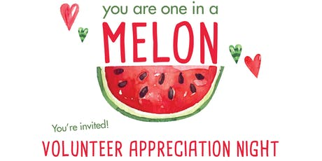 Volunteer Appreciation Night tickets