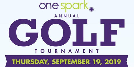 One Spark Charity Golf Tournament tickets