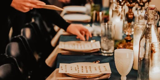 Austin Secret Kitchen | Supper Club August