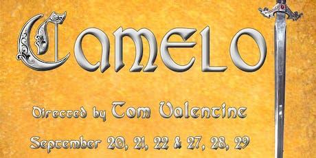 Lerner & Loewe's Camelot tickets