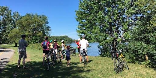 À la vélo-découverte du Boulevard Gouin