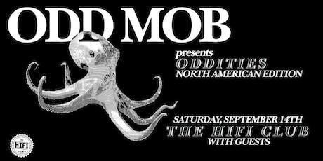 Odd Mob w/ Guests tickets