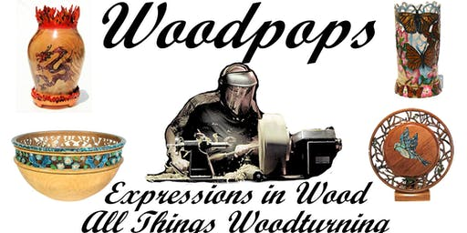 Woodpops Assorted Woodturning Events