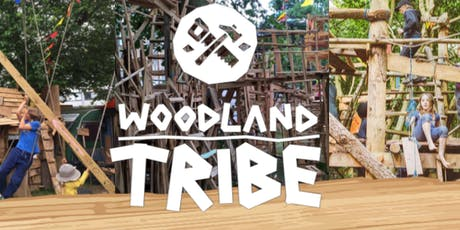 Woodland Tribe at Great Northern - 29th August - 1st September tickets