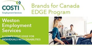 Brands for Canada EDGE Program