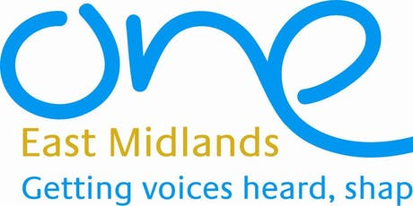 Embedding the East Midlands Inclusion Framework – a practical workshop to support organisational sustainability and inclusion tickets