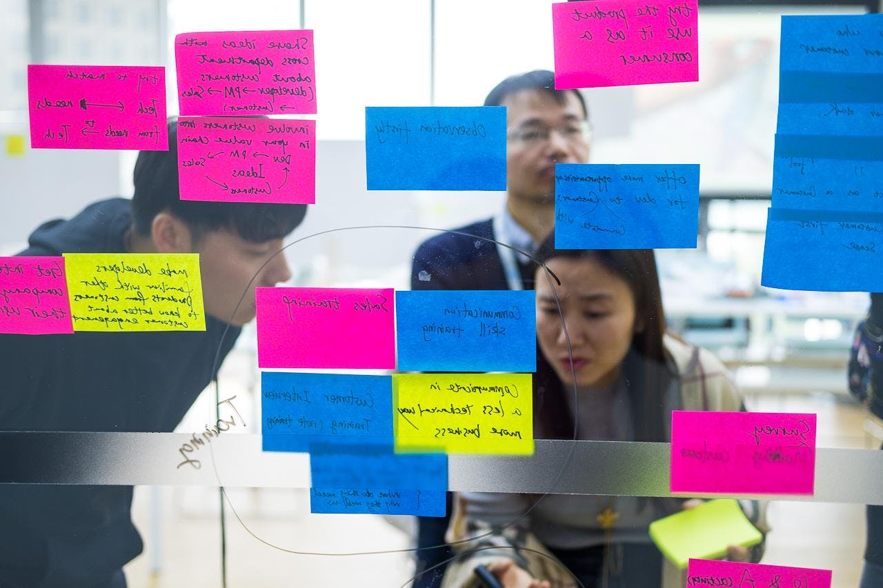 1. Design Thinking Bootcamp Hamburg