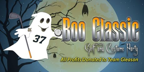The Boo Classic Golf & Costume Party tickets