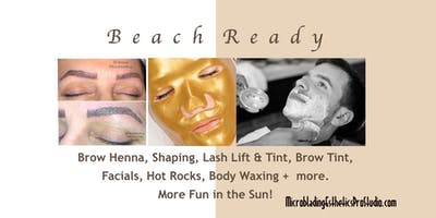 Beach Ready Hot Sale Save 10 % OFF ALL SERVICES