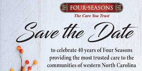 Four Seasons 40th Anniversary Celebration tickets