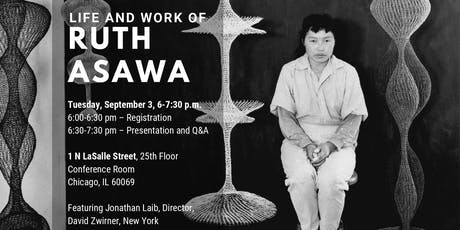 Life and work of Ruth Asawa tickets