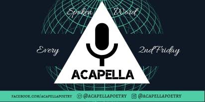 Acapella Poetry Night